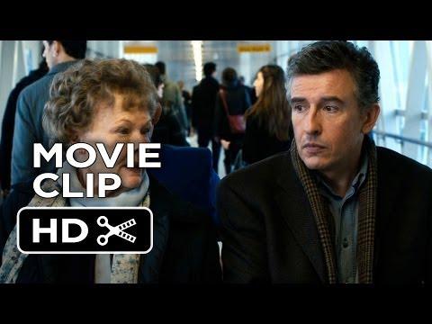 Philomena Movie CLIP - Page Turner (2013) - Judi Dench, Steve Coogan Drama HD