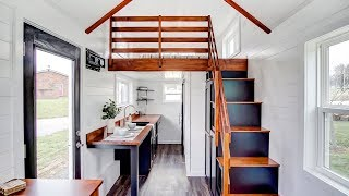 Stunning Beaufitul The Rocky Tiny House By Modern Tiny Living | Living Design For A Tiny House