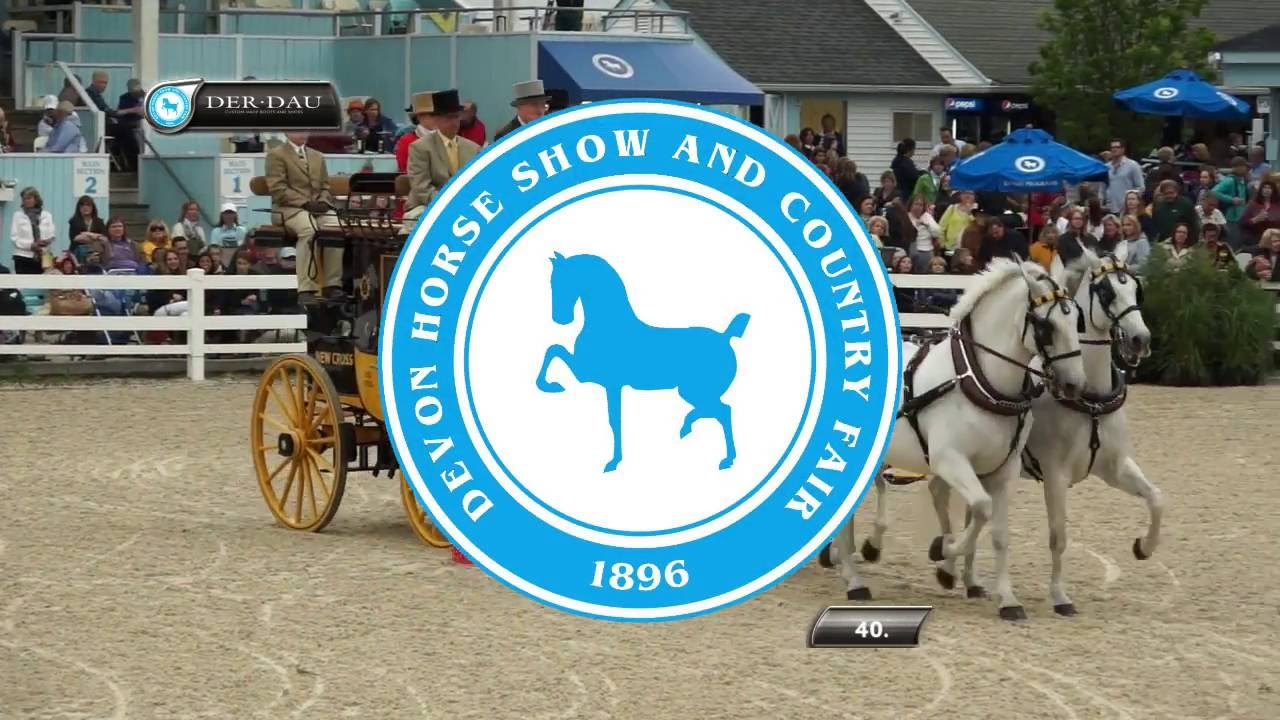 Watch 2016 Devon Horse Show Live Streaming May 26 June 5