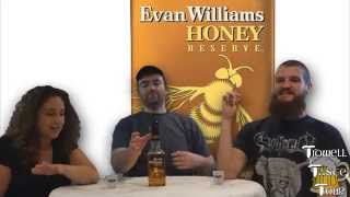 Evan Williams Honey Reserve Review - Kentucky Straight Bourbon Whiskey Blended With Honey Liqueur