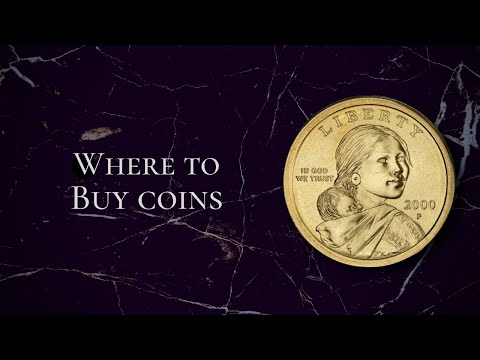 Where to Buy Coins