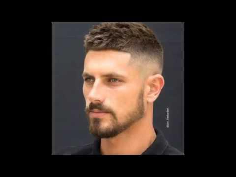 Top 18 Best Men\'s Hairstyles Of 2017| Trending Hairstyles - YouTube