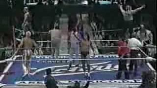 CMLL vs AAA en la Arena Mexico !!!!!!!!!