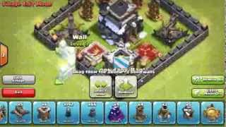 Clash of Clans - BEST Town Hall 9 Trophy Hunting Base (Speed Build) w/Max Defensive Buildings!!