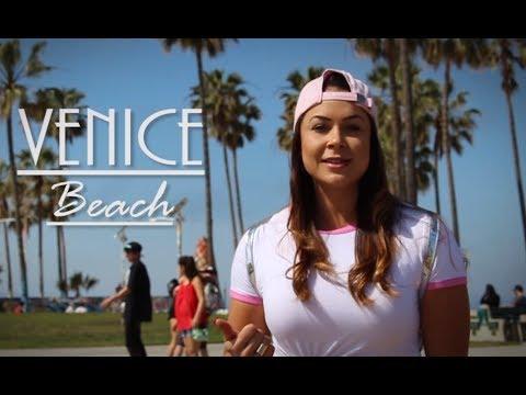 Venice Beach California - Boardwalk