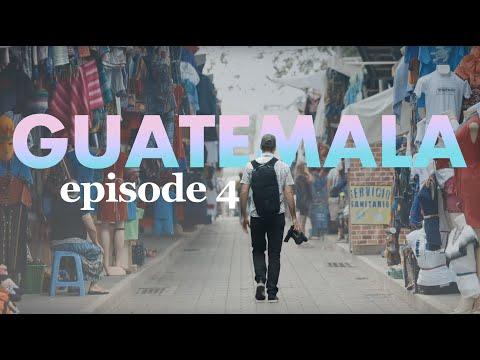 The Town of Panajachel, Guatemala ( Lake Atitlan ) - Exploring Shops, Cafes, And Visiting The Barber