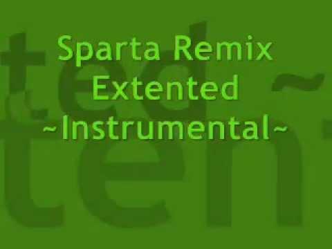 Sparta Remix Extended - Instrumental