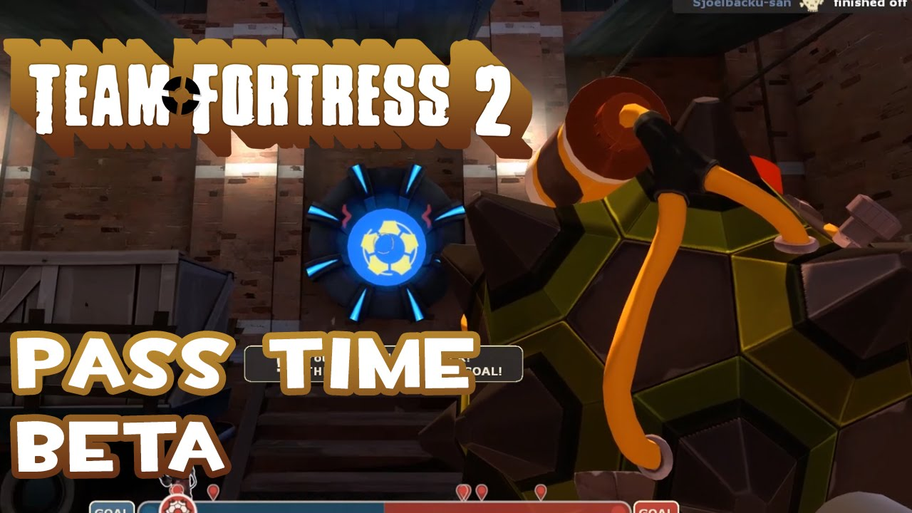 Update: PASS Time Beta - Team Fortress 2 - YouTube