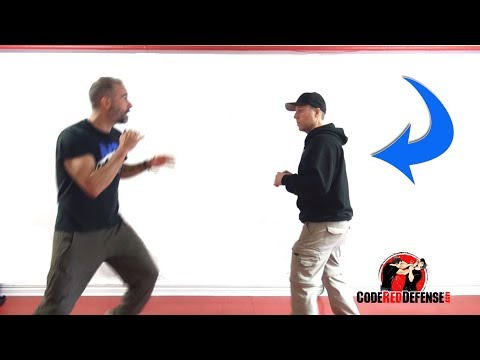 How to Strike in Movement - Self Defense Tips