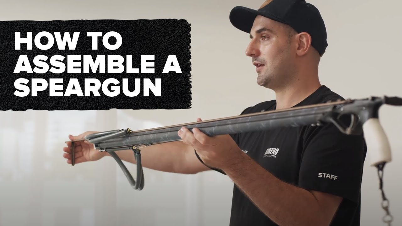 Download How To Assemble A Speargun