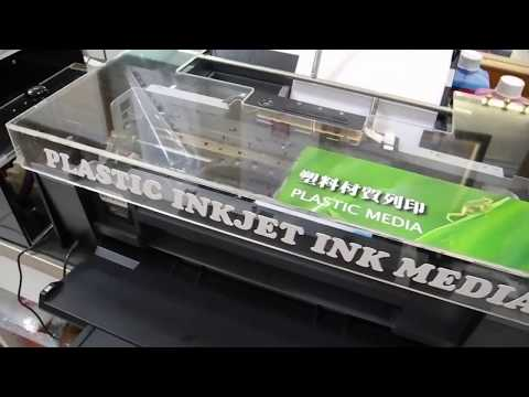 Modified L1300 ECO solvent printer DIY