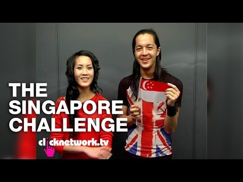 The Singapore Challenge Chick Vs Dick Ep42