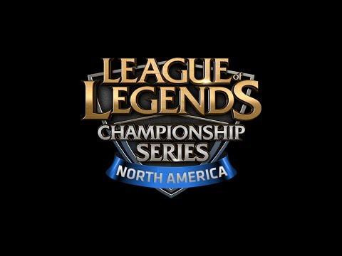 LCS 2014 NA Summer W5D1 + NACS Summer 1 3rd/4th