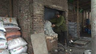 Tin: Ô nhiễm làng nghề ảnh hưởng nghiêm trọng đến sức khoẻ người dân