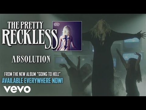 The Pretty Reckless - Absolution (audio)