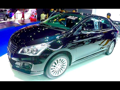 New Sedan Suzuki Ciaz 2016, 2017