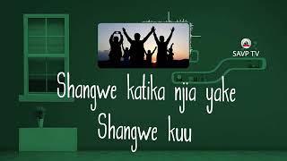Shangwe katika njia yake official song