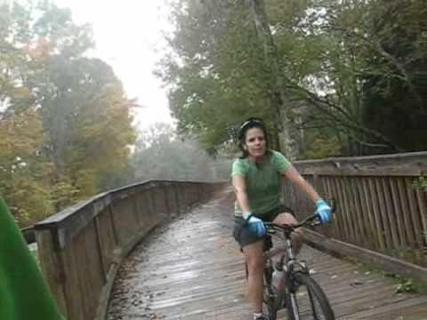 Mammoth Cave Railroad Trail Kentucky
