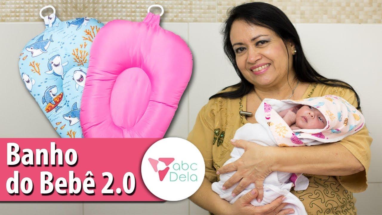 Conheça esta forma de dar Banho no Bebê!