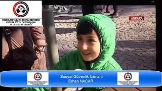 Erhan NACAR Ana Haberlerde Çocuklarımız İçin Görüşlerini Sundu