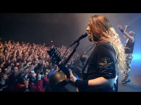 Sabaton The Last Stand Live at Nantes France 2016 Bonus DVD