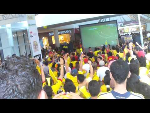 Colombia 2-0 Uruguay