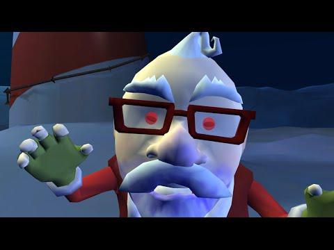 Sam & Max: Season 2 - Episode 1 - Ice Station Santa - [Full Episode][1080p60fps] thumbnail