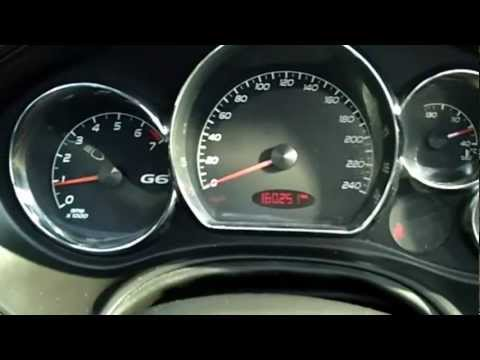 2007 Pontiac G6 GT CONVERTIBLE Synergy Automotive