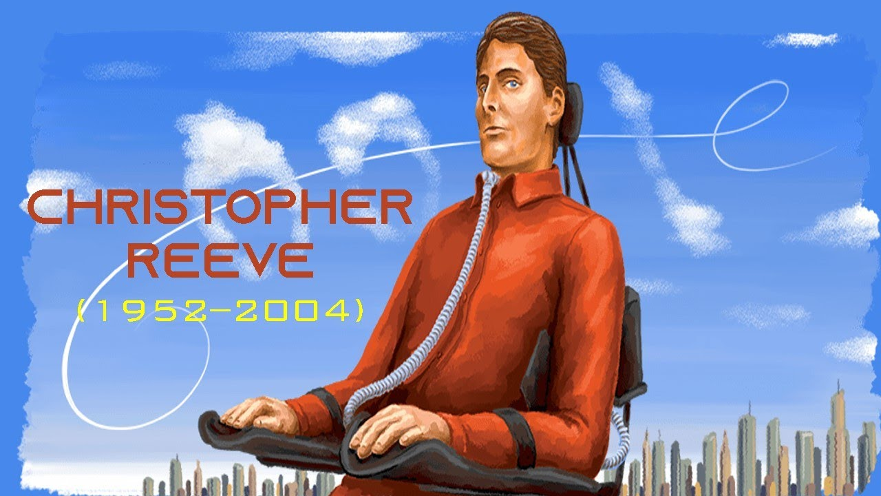 Google Doodle Honors Superman Star Christopher Reeve On What ...