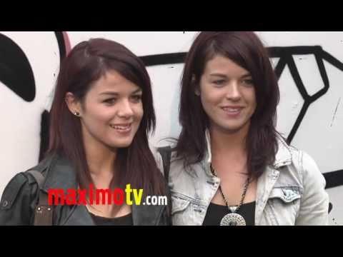 Jade & Nikita Ramsey at LEXINGTON SOCIAL HOUSE Grand Opening