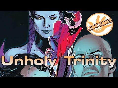 """Unholy Alliance"" Trinity #7"