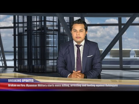Breaking News Updates: Myanmar Military Committing Extrajudicial Killings of Rohingyas