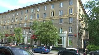Гостиницы на ВДНХ 2018  ул  Ярославская