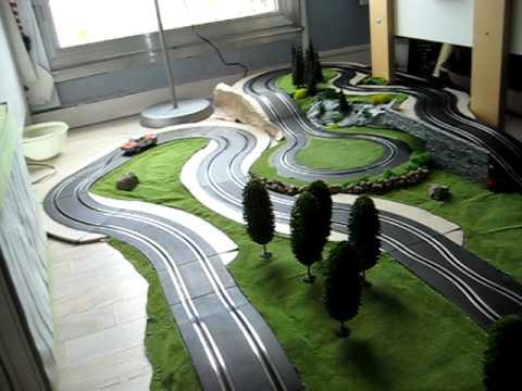 scx 1 32 sur circuit rally carrera go 1 43 youtube. Black Bedroom Furniture Sets. Home Design Ideas