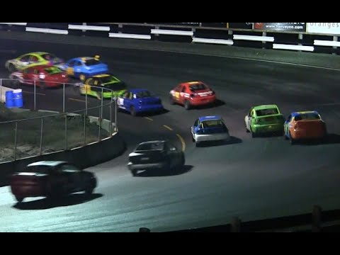 Eastbound International Speedway - Hobby Stock Race