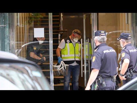 Más de cien personas aisladas por el brote en un edificio de Santander