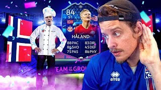 MORE THAN A MEME?! 84 TEAM OF THE TOURNAMENT HAALAND PLAYER REVIEW! FIFA 20 Ultimate Team
