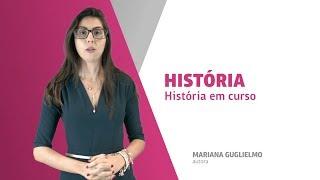 História em curso - Conhecendo a obra