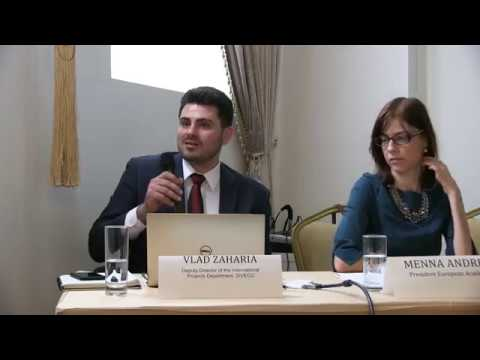 "ROMANIA - Conference ""The Active Role of Digital Tools in Immigrants' Integration"" - PART I"
