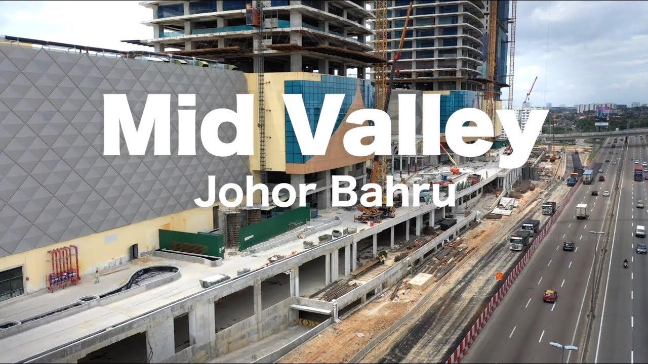 Mid Valley Johor Bahru - Progress as Feb 2019