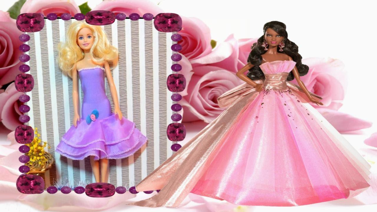фото розовые платья