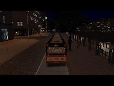 OMSI 2 [Addon Hamburg + 3 Generationen] #4 | Linie 688 Bf. Altona - Rathausmarkt