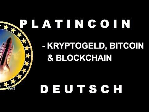 PLATINCOIN Kryptogeld, Bitcoin & Blockchain Thomas Mayer | deutsch [PLC GROUP]