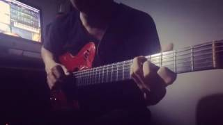 All For Love(Bryan Adams,Rod Stewart,Sting Cover)[Guitar Solo]