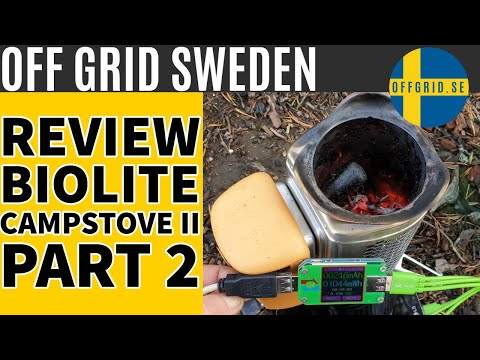 Biolite Campstove 2 Review