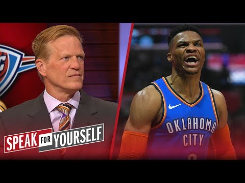 Russell Westbrook isn't a toxic teammate for the Thunder — Ric Bucher | NBA | SPEAK FOR YOURSELF