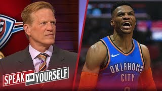 Russell Westbrook isn't a toxic teammate for the Thunder - Ric Bucher | NBA | SPEAK FOR YOURSELF