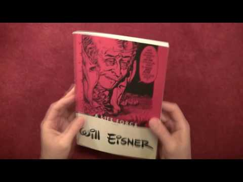 "Reading Comics: ""A Life Force"" by Will Eisner, Contract with God trilogy #2, 1988 [ASMR]"