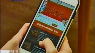 Diskon Gila-gilaan di Hari Belanja Online Nasional - BIS 12/12