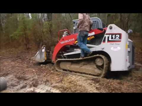 Skid Steer Rescue!